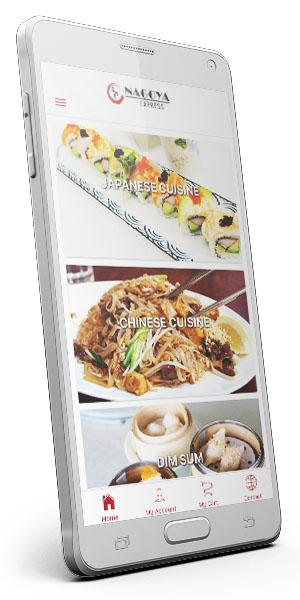 Nagoya Express App